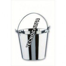 PAIL STAINLESS STEEL 12L