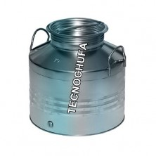 STAINLESS TANK COLLECTION OF OIL 15 LITERS