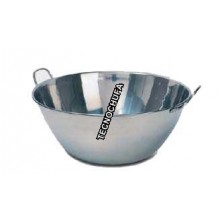 SEMI-SPHERICAL MIXING BOWL 50 CMS