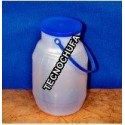 DAIRY BOX 60 OF 1 LITER WITH LID AND HANDLE