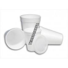 BOX 1000 FOAM POREX CUPS 120 CC