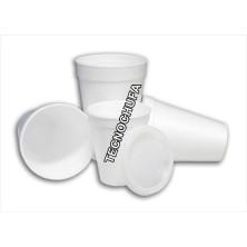 BOX 1000 FOAM POREX CUPS 200 CC