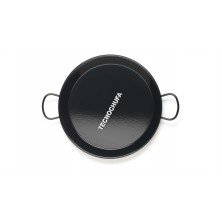 ENAMELLED STEEL PAELLA PAN INDUCTION/VITRO