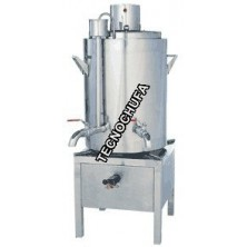 CHOCOLATIER CHOCOTEC 25RG (WITH ENGINE AND GAS OPERATION)