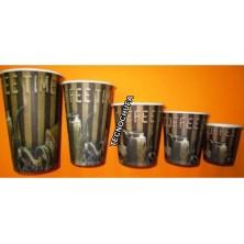 BOX 2000 COFEE CUPS 120 CC
